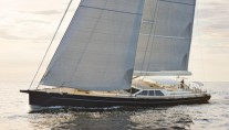 Baltic 112 sailing yacht Canova