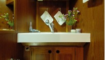 Baltic yacht MIDNIGHT SUN OF LONDON - Ensuite