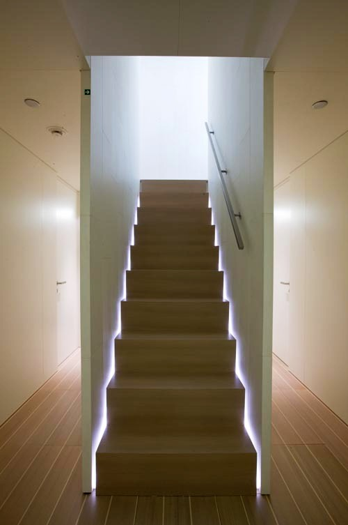 Baracuda valletta baracuda valletta stairs luxury for John pawson lighting