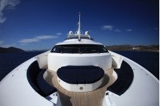 Barracuda Red Sea bow deck view 1