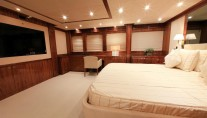 Barracuda Red Sea master cabin view 4