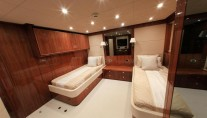 Barracuda Red Sea twin cabin view 1