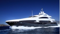 Barracuda Red Sea yacht - sistership to G5 yacht ex M4