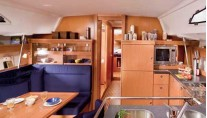 Bavaria 51 Cruiser Galley