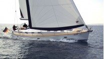 Bavaria 51 Cruiser Under Way
