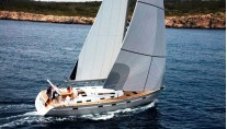 Bavaria 55 Cruiser - Under Sail