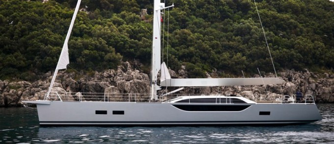 Sailing Yacht BLISS II (Bd80)