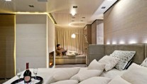 Beautiful cabins aboard Far Away yacht