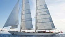 Beautiful sailing yacht ZENITH