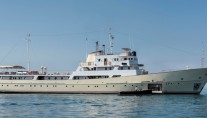 Beautifully restored 65m classic motor yacht LA SULTANA