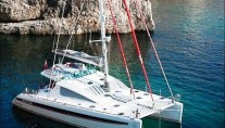 Bella Principessa - 62ft Sailing Catamaran