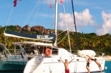 Sailing Catamaran Belline II