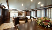Benetti 122 Motor yacht -  Formal Dining