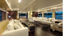 Benetti Classic Supreme 132 luxury yacht Petrus II - Salon Photo credit Thierry Ameller-001