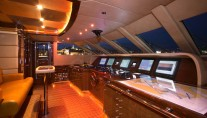 Benetti FB238 Platinum_Wheelhouse