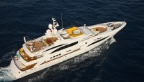 Benetti FB238 Platinum_running (2)