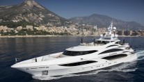 Benetti FB257 super yacht Illusion V (ex Illusion I)