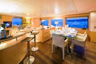 Benetti SALU Bar night