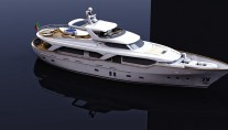 Benetti Sail Division superyacht BS D105 RS