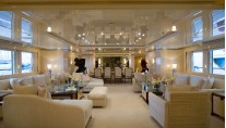 Benetti Superyacht SUNDAY -  Main Salon