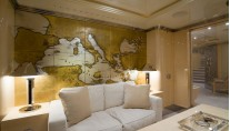 Benetti Superyacht SUNDAY -  Master Office