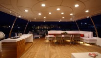 Benetti Tradition 105 Upper Deck