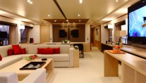 Benetti Tradition 105 superyacht Main Salon