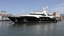 Benetti Vision 145 motor yacht Checkmate