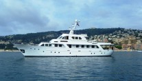 Benetti Yacht FAVORITA -  At Anchor