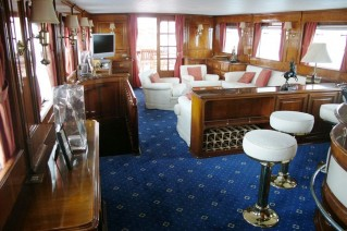 Benetti Yacht FAVORITA -  Salon