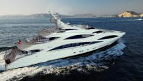 Benetti Yacht IMAGINATION - rendering