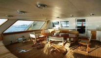 Benetti Yacht INDIA -  Enclosed Aft Deck