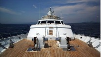 Benetti Yacht INDIA -  Foredeck