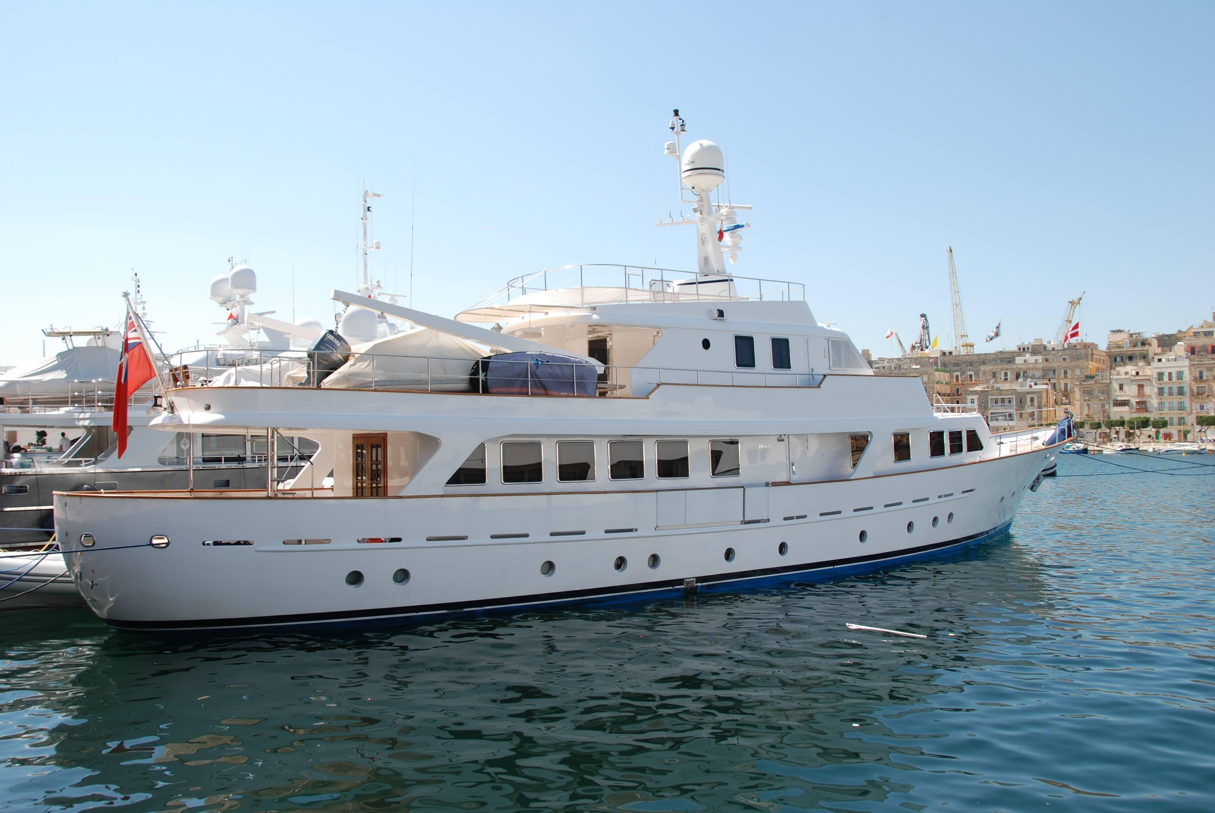 Mizar Yacht Charter Details Benetti Classic