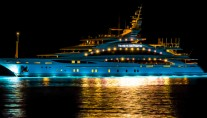 Benetti luxury yacht Diamonds Are Forever - Photo credit to Daniel Kennerknecht