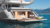 Benetti motor yacht H - Lower Deck