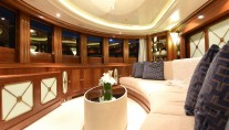 Benetti yacht LADY MICHELLE - Upper deck observatory