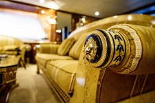 Benetti yacht MISTRESS - Salon detail
