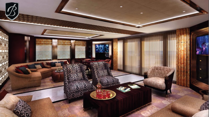 Motor Yacht Image Gallery Motor Yacht Il Capo Ensuite