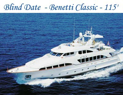 Motor yacht BLIND DATE TOO (ex Blind Date)