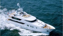 Bloemsa Van The Breemen Superyacht Flying Eagle