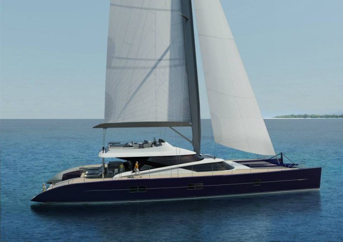 Sailing Yacht Blue Coast 101' DD