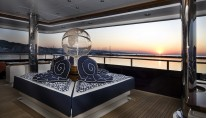Blue Eyes London Yacht aft main deck
