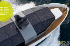 Bow Detail with Solar Pannels