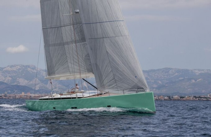 Sailing Yacht COOL BREEZE