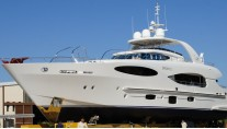Bronko I superyacht - side view