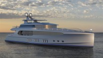 Burger 121 superyacht