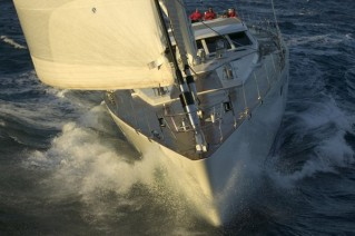 CANICA Underway - Photo credit Baltic Yachts.JPG