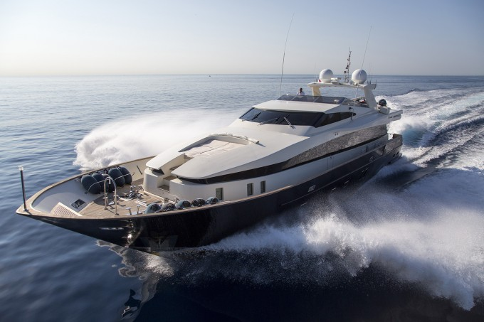 Motor yacht Cappuccino