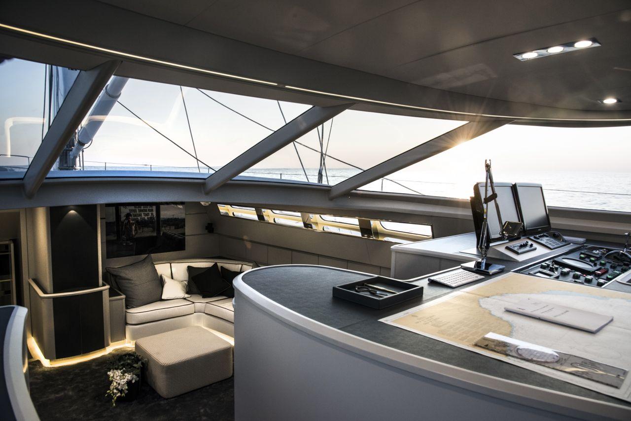 Caroline 1 Panoramic Windows Luxury Yacht Browser By